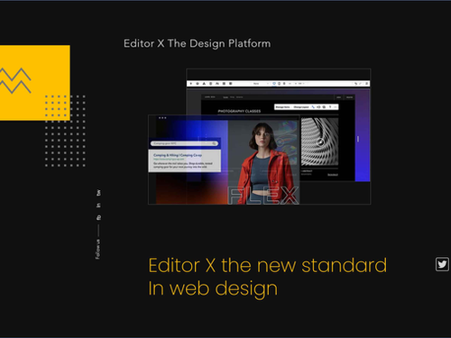 Creating Amazing Websites In Editor X For Creative Business Owners