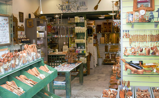 Olive Tree Boutique in Tolo Greece