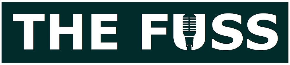 The Fuss Bnad Logo big