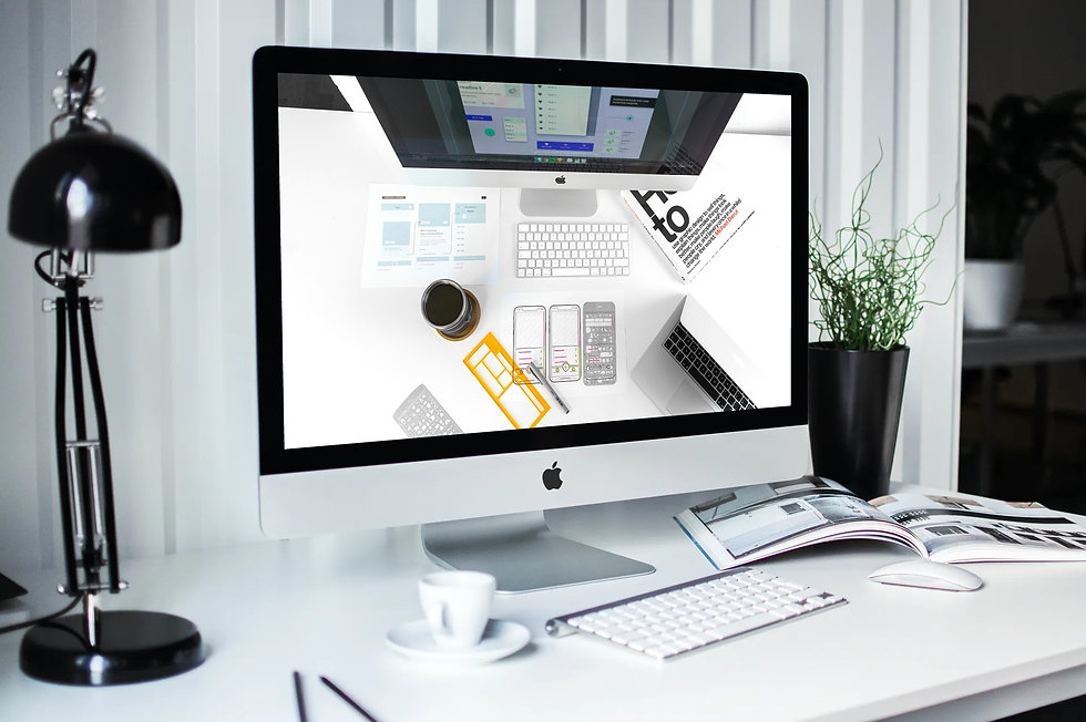michaeljfoxwebdesign services