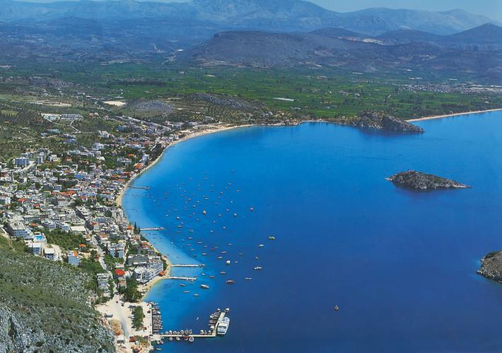 Tolo Bay Greece