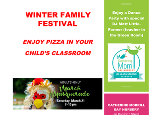 Join us for our Winter Family Festival!