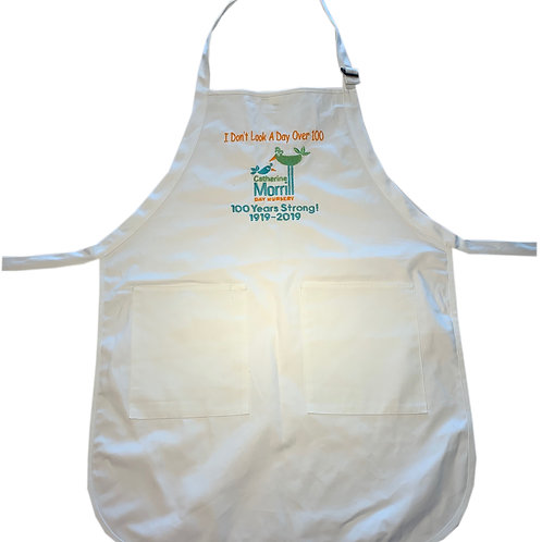 100th Anniversary Apron