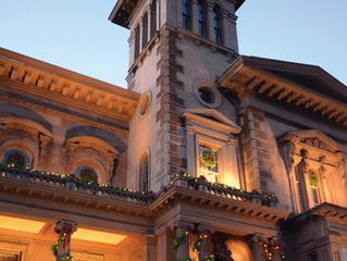 CMDN helps decorate Victoria Mansion!