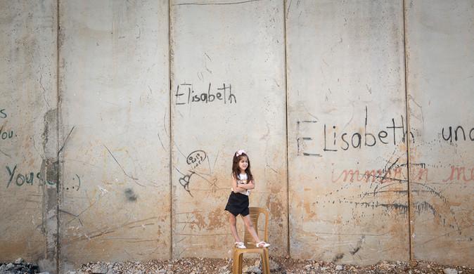 Elisabeth, Palestine
