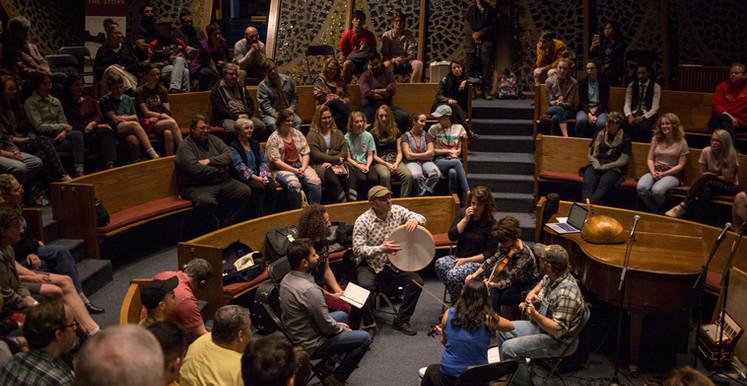 Performance at Davis & Elkins College, Elkins, WV