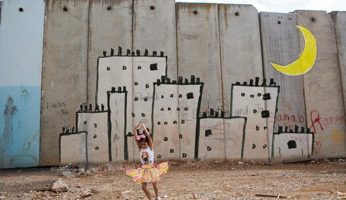 Ballet, Palestine
