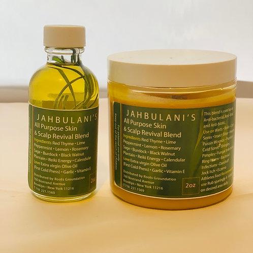 Skin Revival Anti-Fungal Blend