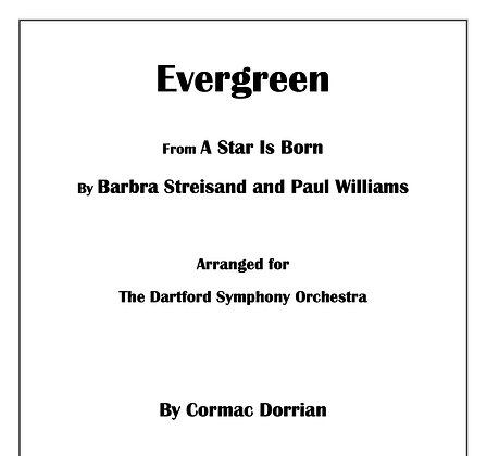 Evergreen - Score an Parts