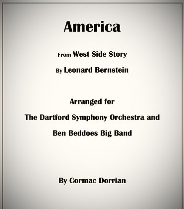 America from West Side Story
