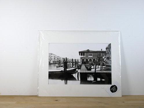 Venise par Federico Drigo