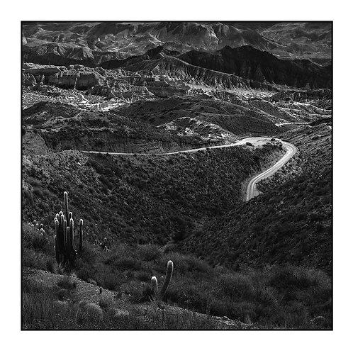 Print  Laurent Rebelle - Route n°5