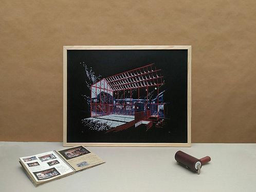 Beppu - Les bains