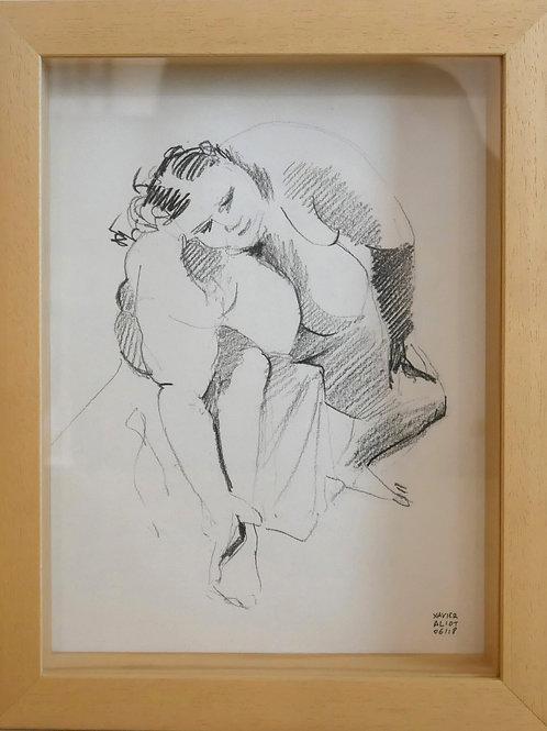 Xavier Aliot - Inspiration femme