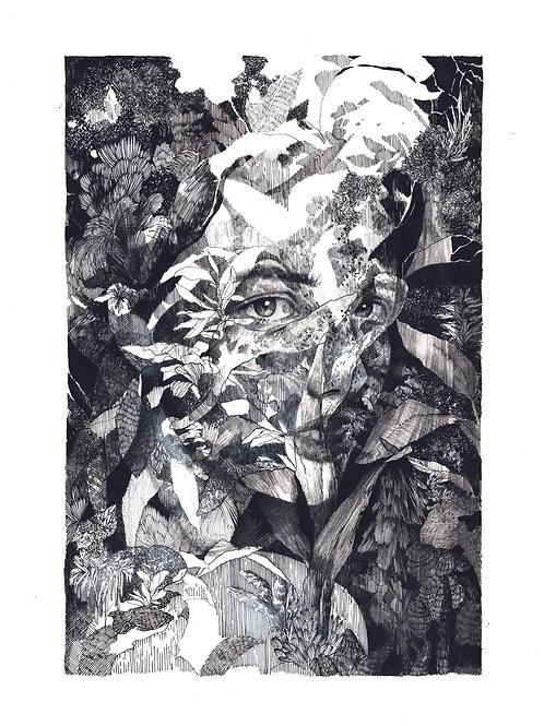 Femme Sauvage 04  par Clara Langelez