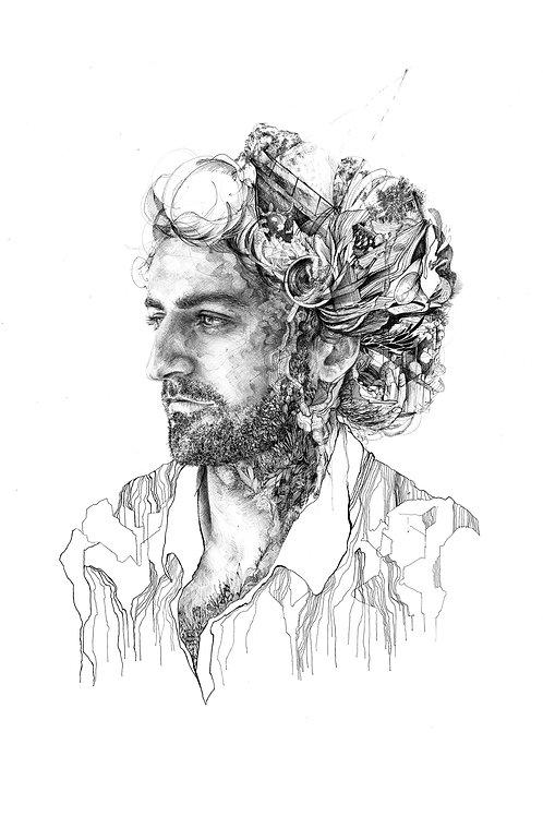 Clara Langelez - Portrait