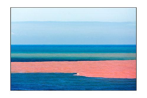 Print  Laurent Rebelle - Mer Maroc