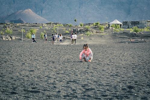 Audrey Viste - Jeunesse du volcan - 30 x 45 cm
