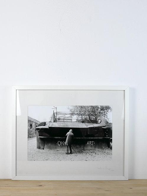 Photographier le photographe par Federico Drigo
