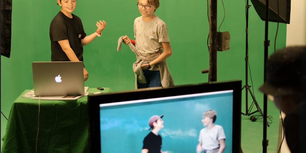Stage de réalisation vidéo
