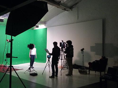 Semaine de location studio photo video