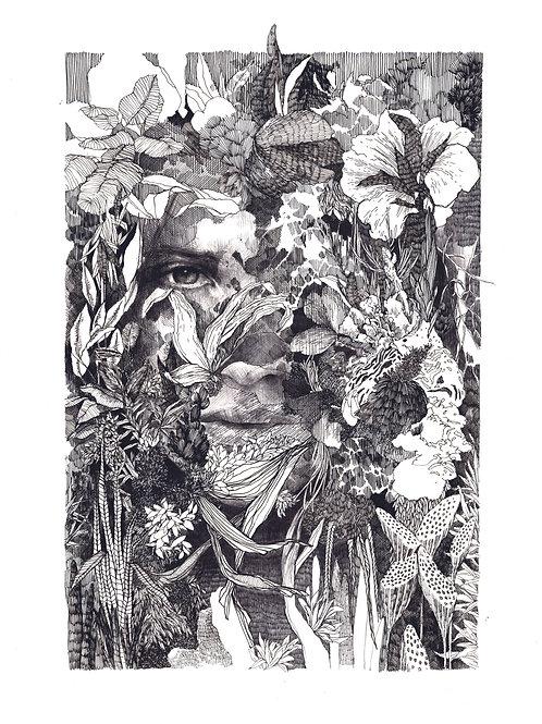Femme Sauvage 03  par Clara Langelez