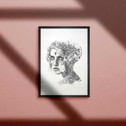 Jeu de Dame par Clara Langelez