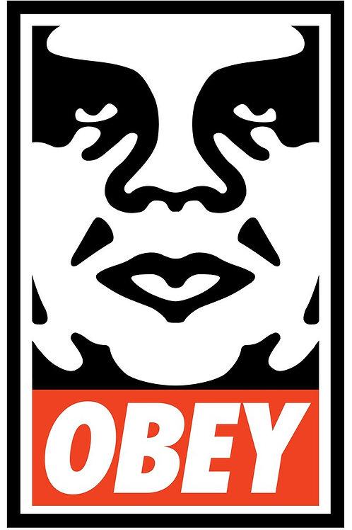 OBEY - Shepard Farey - Obey iconique