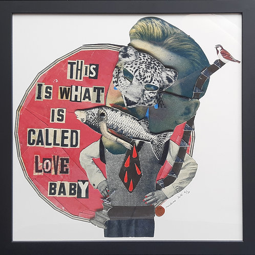 Madame - This is what is called love baby, 2016