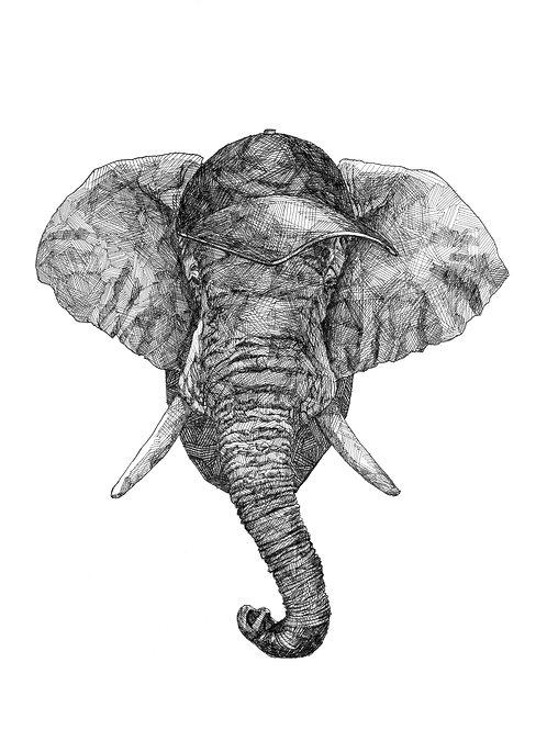 Prag - Elephant