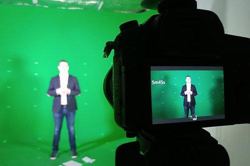 Stage de vidéo - montage - after effect