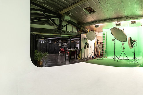 Heure de location studio photo video