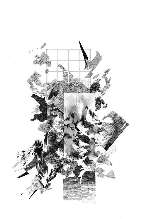 ORIGINAL • DENTRO I  par Clara Langelez