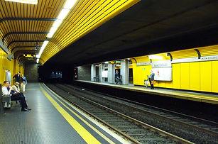 U-Bahnhof Ramersdorf_Gleis 1_Linie 66 un