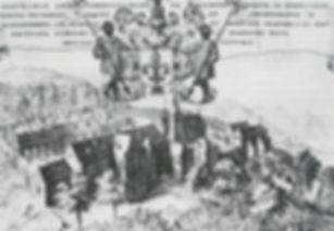 Kommende Lithographie Romeyn de Hooghe um 1700