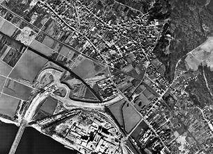 Luftbild Ramersdorf gesamt 1972 Bundesstadt Bonn