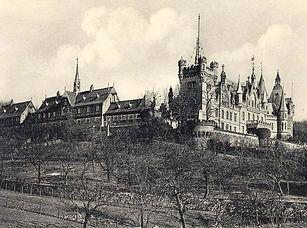 Historische Postkarte Kommende_Oppenheim