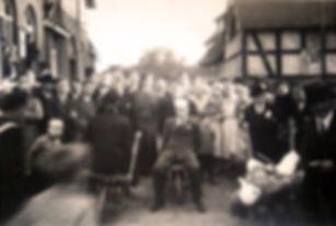 Schürreskarrenrennen Kirmes Ramersdorf 1937