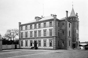 Direktorenvilla der Zementfabrik 1906