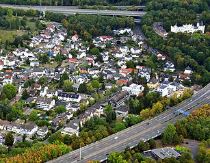 Luftbild Ortskern Ramersdorf Fotograf Klaus Göhring