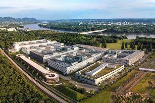 Telekom Campus Bonn Ramersdorf Landgrabe