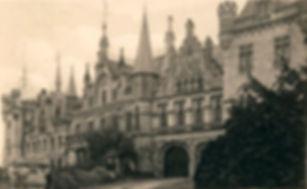 Ansichtskarte Ramersdorf Schlosskommende 1934