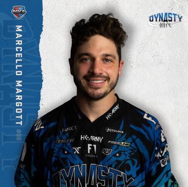 San Diego Dynasty - Marcello Margott #33