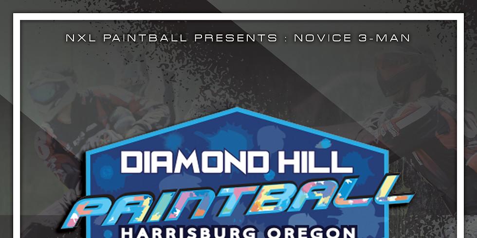 Diamond Hill Paintball 3vs3 (Harrisburg, OR)