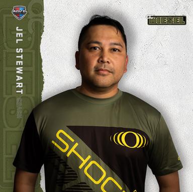ac Diesel - Jel Stewart (Head Coach)