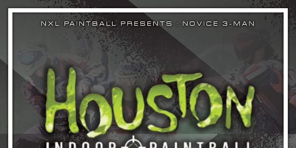 Houston Indoor Paintball 3vs3 (Houston, TX)