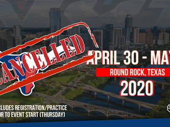 2020 NXL Texas Open, April 30 - May3 : CANCELLED