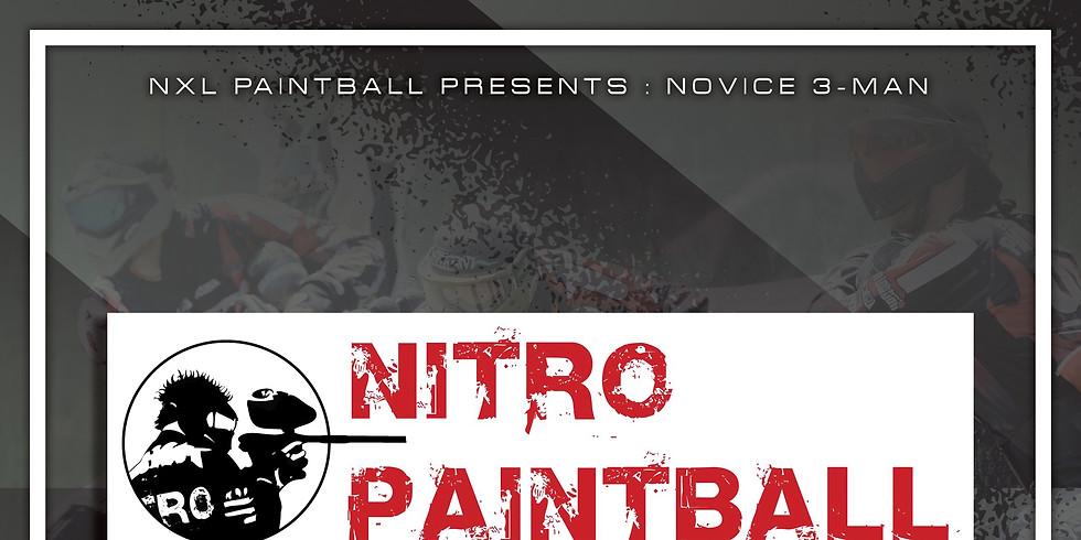 Nitro Paintball 3vs3 (Canton, GA)