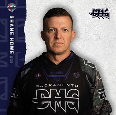 Sacramento DMG - Shane Howe #20