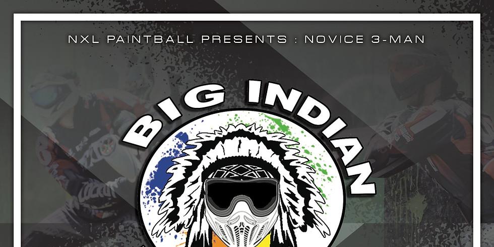Big Indian Paintball 3vs3 (Perry, GA)
